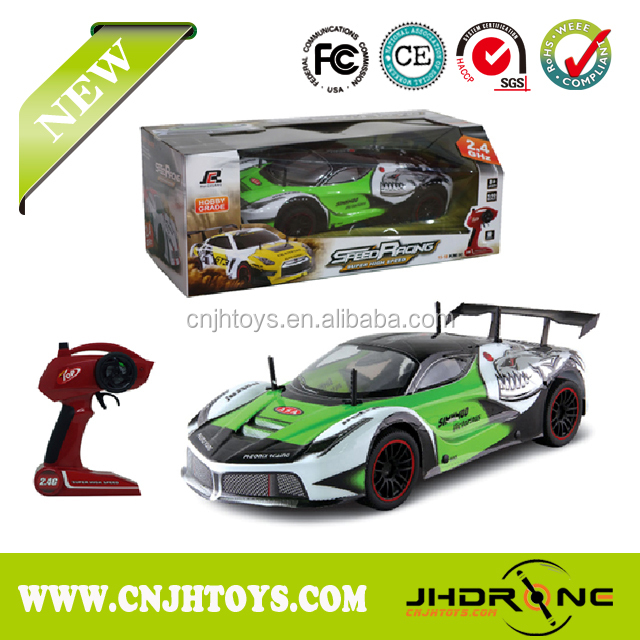 2016 new car!1/10 4WD drift high speed rc car ready to go