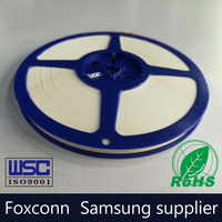 Precision Custom capacitor patch paper carrier tape for passive component