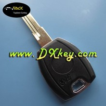 HU49 car key shell key blank Could hold TPX chip metal inner part car keys whole sale