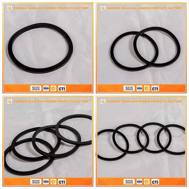 Factory Wholesale Black Nbr O Ring Rubber Seal Oring Viton
