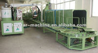 PLC standard equipment JG pu shoe making machines