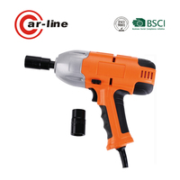 strong head car electric impact wrench professional tool for tire nuts