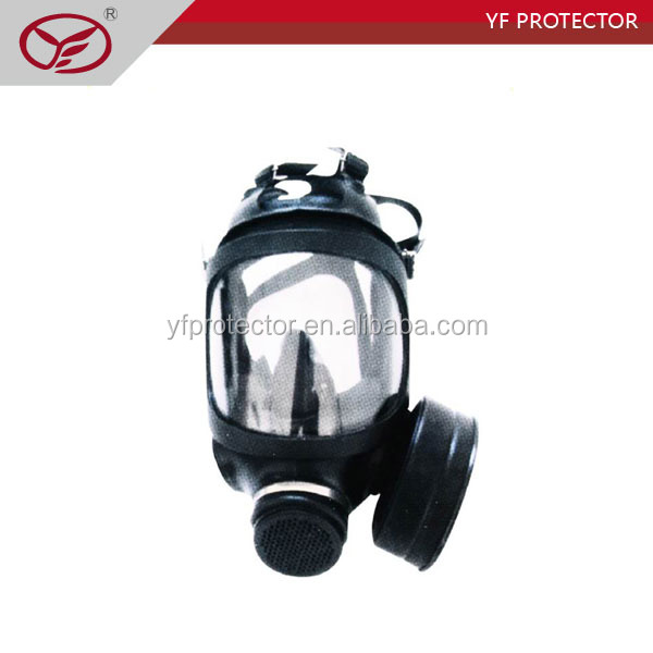 Military Gas Mask Full face gas mask gas mask with single canister