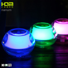 Ultrasonic Crystal Cool Mist Vaporizer With Led Light