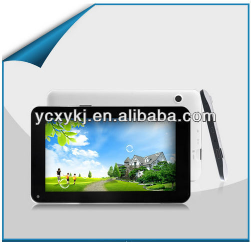 Supports Wi-Fi Wireless Network Connection Mid 7 inch Android 4.2 Dual core rk3168 7inch tablet pc