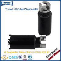 New environmental sintering diamond core drill bits
