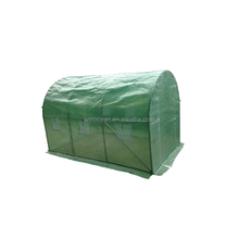 PE Polythene Outdoor Garden Greenhouses Cover for Sale 9.8x6.6x6.6ft