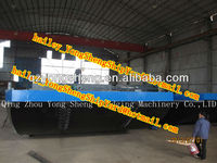 self propelled sand tranportation barge with capacity 30-500Ton