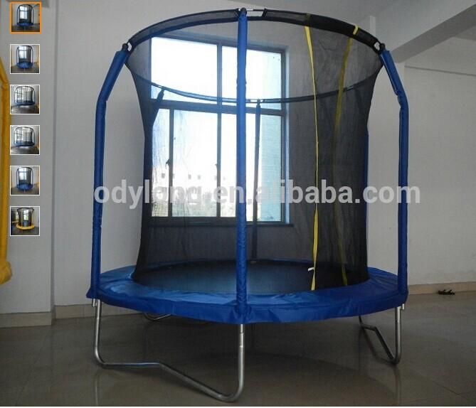 cheap gymnastics equipment kids indoor trampoline bed for sale view trampoline cloth aodelong. Black Bedroom Furniture Sets. Home Design Ideas