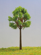 Plastic miniature architectural Model Scale Tree MT013