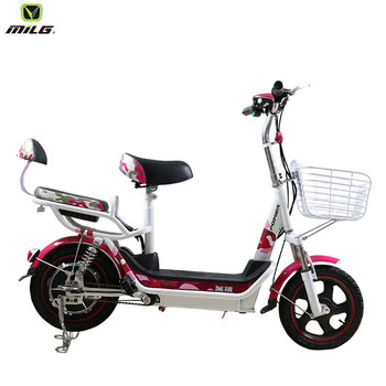 2016 new model 350w 48v 12ah adult mini bikes electric cheapest