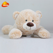 Favorable stuffed teddy bear toy animal pillow