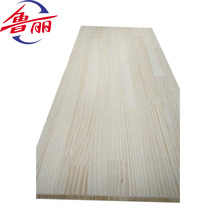 hot sale rubber wood finger joint lamination wood board