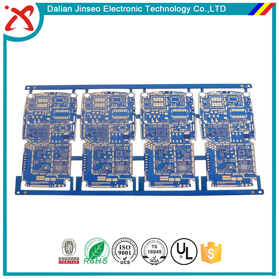 Lead Free HASL Multilayer Rigid PCB Creation
