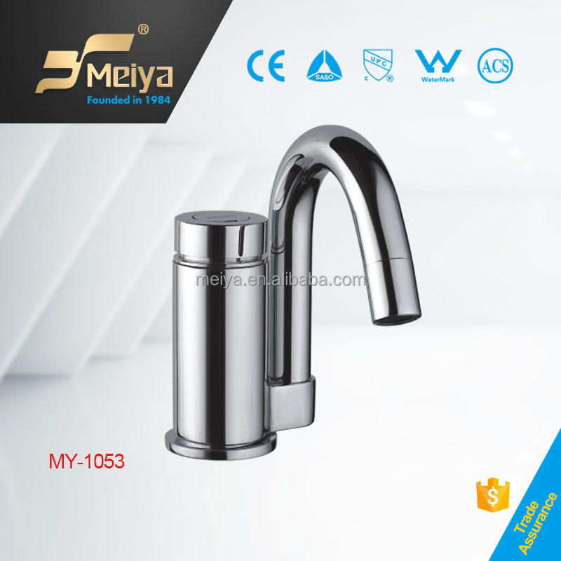 Hotest selling faucet washroom delayed faucet time delay basin faucet from china