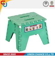 PP plastice folding stool foldable step stool small outdoor stool