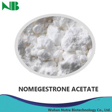 Pharmaceutical raw steroid powder Nomegestrol 17-acetate CAS 58652-20-3 99% Nomegestrone Acetate powder