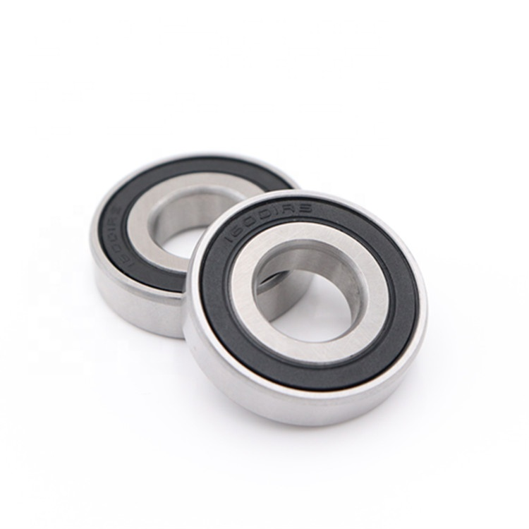 size 12*28*7mm 16001z Deep groove ball bearing 16001 2RS