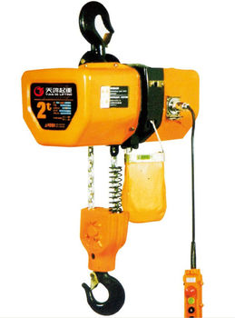 TianGe HHBD Type 5 ton electric chain hoist