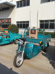 60V 1300W hot selling battery E-cargo loader, cargo tricycle