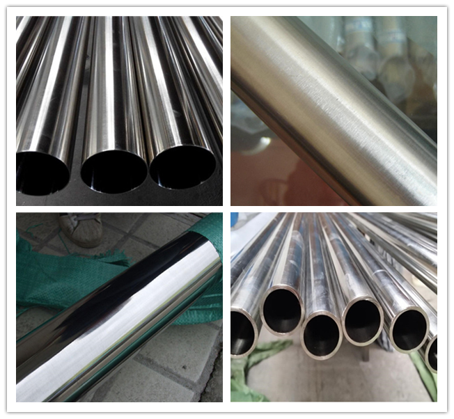 High quality standard AISI 314 316 stainless steel pipe/tube seamless or welded
