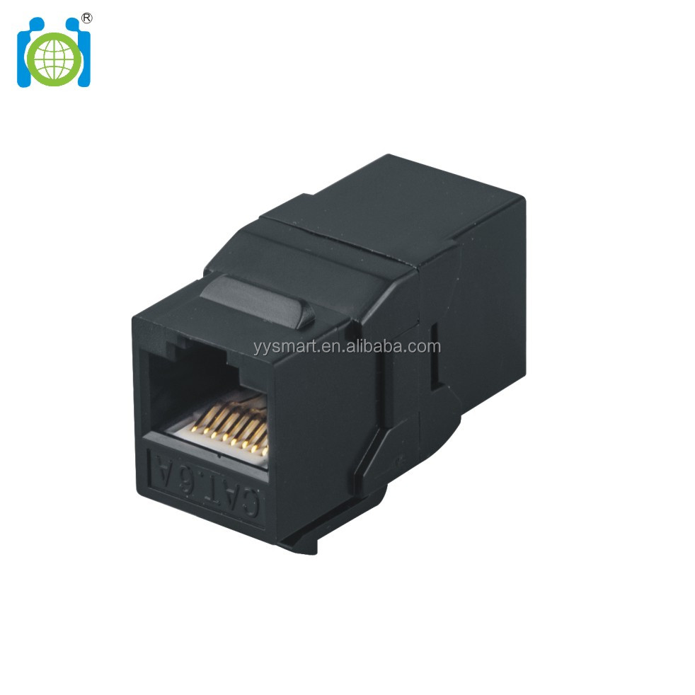 Simante Network RJ45 Coupler In-Line Coupler Cat6 Ethernet Cable Extender Adapter Female to Female