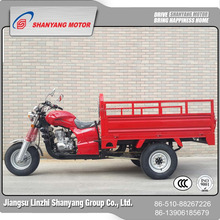Factory three wheel motorcycle made in China/LIFAN engine Loading Tricycles