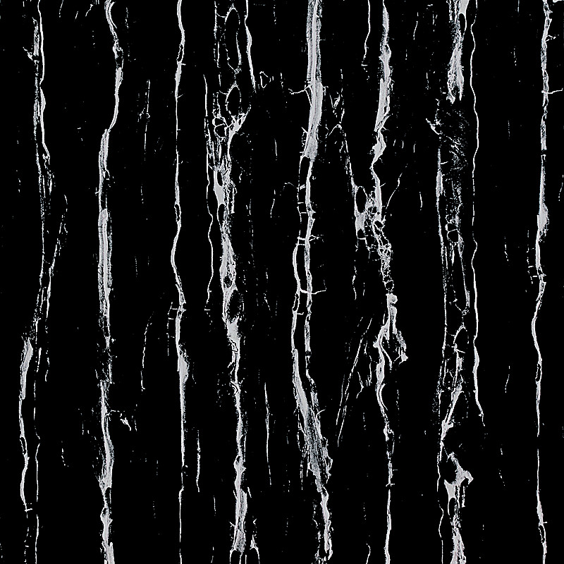 Black with White River Streaks Glazed <strong>Tile</strong> 600*600