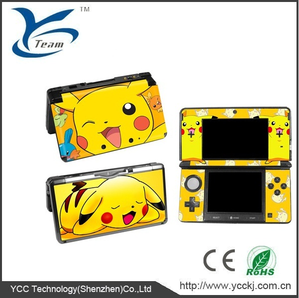 For 3DS and 3DS XL skin sticker