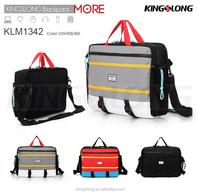 High Grade Kingslong Nylon Shoulder Bag For Laptop 15.6