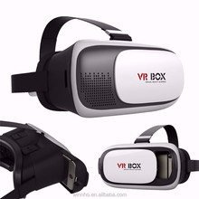 3D virtual reallty vr box 2.0 2 generation vr box, VR headset suitable for 3.5-6 inch Phones