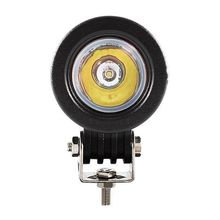 NEW 2INCH 10W ROUND LED WORK LIGHT MOUSE DRIVING LIGHT FOR 4x4 BOAT OFF ROAD MOTORCYCLE BICYCLE TRUCK SUV 4WD