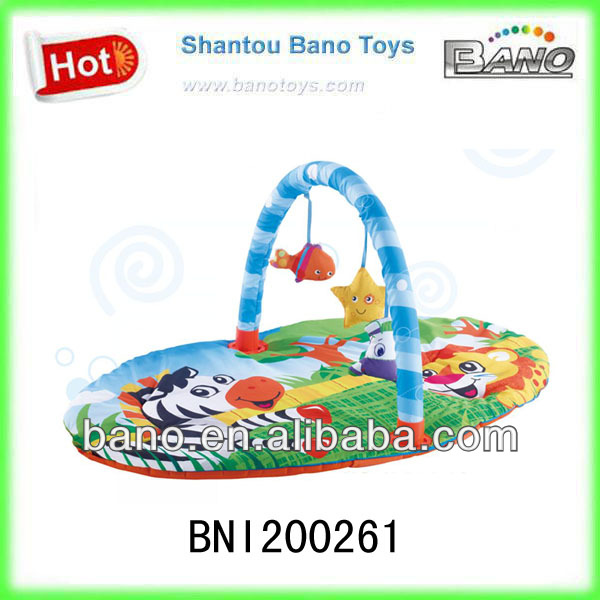 2014 new style zebra patterned Baby Play Mat BNI200261