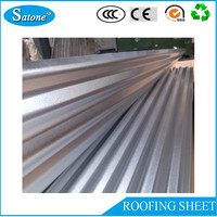ISO9001/SGS/CE Standard for moulding zinc Roof Material made in China