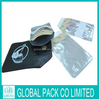 EVA cigarette ash pocket with Al lining/portable cigarette ash bag