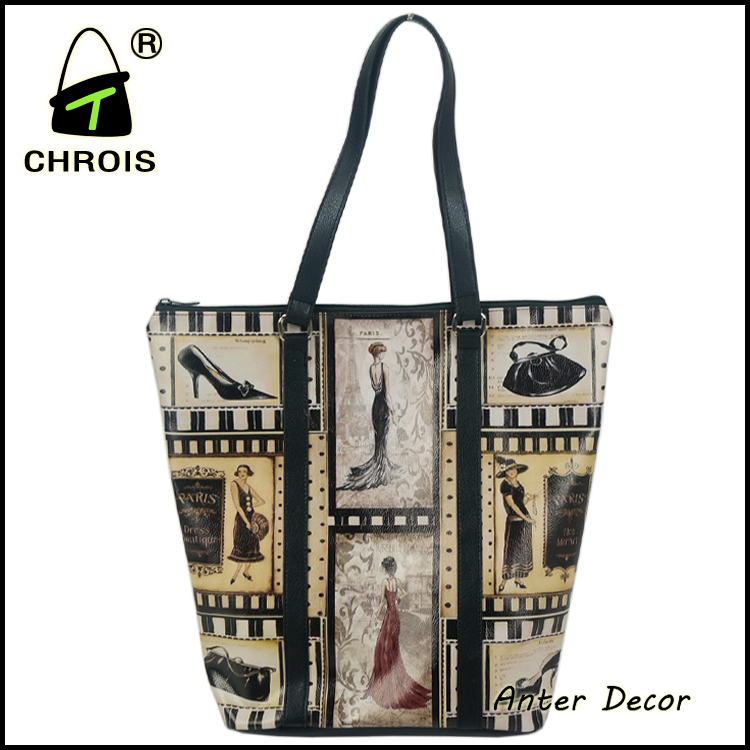 College girls daily shopping bags 2015 cheap hand bags for women
