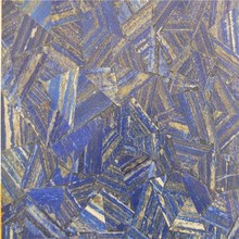 Natural Blue Gem Stone Lapiz Lazuli Tiles,countertops