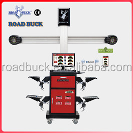 Hot sale Launch G381 3d wheel alignment clamp turntables