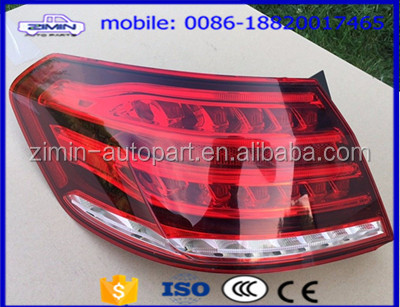 ZiMIN high quality Gemerny car Rear Lamp tail light W212 OEM : A2129060103 A2129060203