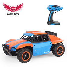 colorful safe kids 1:18 cross country remote control hot wheels toy cars for entertainment