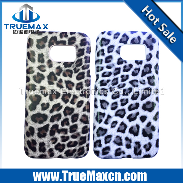 Hot!!! New Arrival for Samsung Galaxy S7 leopard print Case