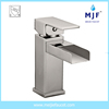 Unique Sanitary Single Handle Mixer Taps CSA UPC Basin Faucet (BF8614BN)