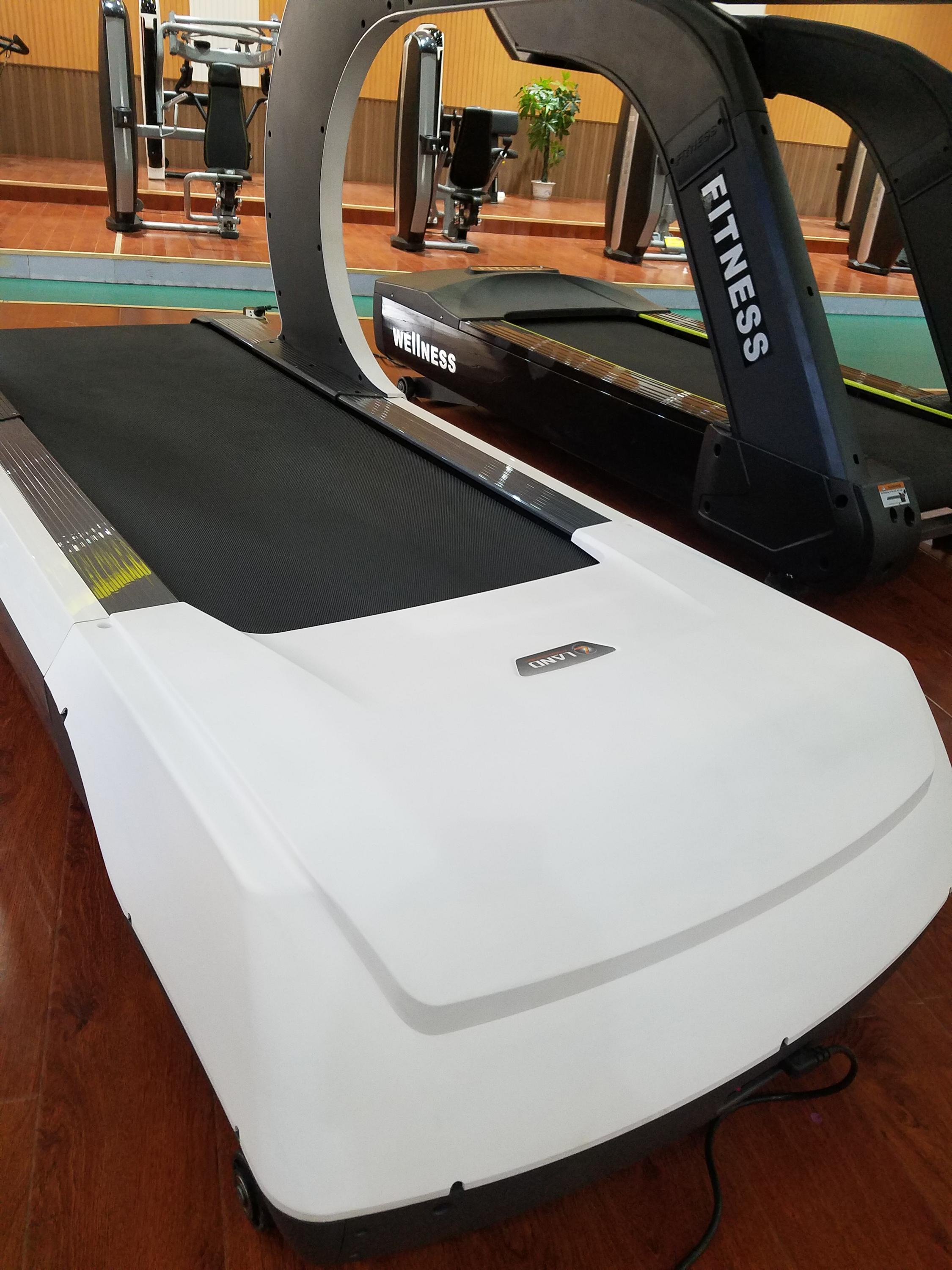 Commercial Treadmill 3HP LAND FITNESS Cardio Equipment LED Screen Running Machine