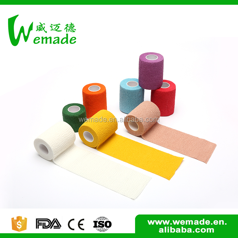 Hot selling sterilization of surgical gauze elastic bandage