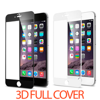 Full Cover 3D Tempered Glass Screen Protector for Apple iPhone 6 6S