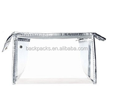 Waterproof Storage PVC Clear Storage Box Make-up Bag for Cosmetics and Bathroom Products