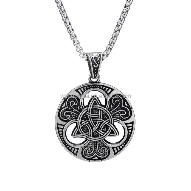 custom kawaii gold silver copper stainless steel pendant designs men