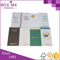 OEM High Quality Proof Water Vomit Absorbent Sick Bags