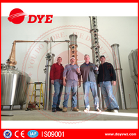 XXX L manufacturing brand of standard whisky for distilled equipment price