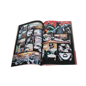 cheap comic book printing price printing in china